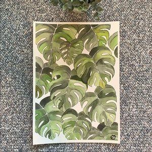 ⭐️Host Pick⭐️Original Watercolor painting